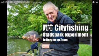 JVS Cityfishing Stadsexperiment aanpak op vreemd water