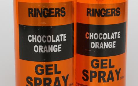 Nieuwe Gel Spray van Ringers