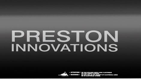 Tweede generatie Protype vaste hengels van Preston