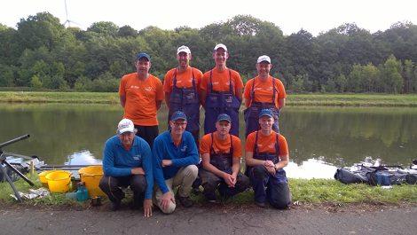 Nederland outsider op WK Zoetwatervissen
