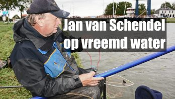 JVS Cityfishing: aanpak op het Merwedekanaal