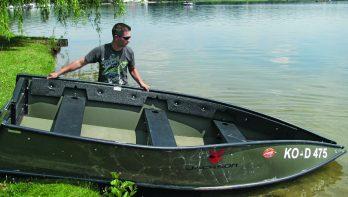 Werpend vissen vanaf een boot TIEN TIPS