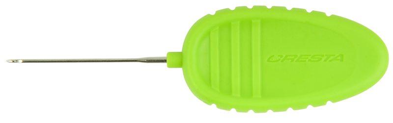 Voorzien van comfortabel handvat in een herkenbare groen kleur.