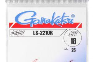 Terug van weg geweest in de Gamakatsu range is de LS2210 in rood.