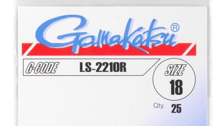 Gamakatsu LS2210 Red