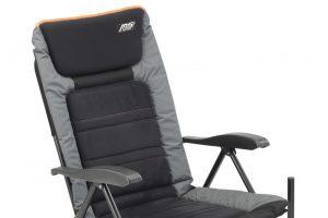 Sänger levert met de MS Range Feederchair een comfortabele stoel voor o.a. het feedervissen.
