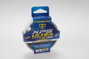 Het nieuwe Trabucco T-Force XPS Fluoro Carbon 403 uit het assortiment van Arca heeft een tot 40% hogere trekkracht op de knopen in vergelijking tot andere soorten fluorocarbon.