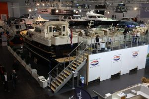 boot Düsseldorf sluit dit jaar met een nieuw recordresultaat af: 1.923 exposanten uit 68 landen presenteerden op 220.00 vierkante meter tentoonstellingsruimte jachten, boten en toebehoren voor alle segmenten van de watersport.