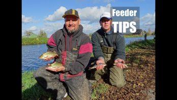 Vissen met de feeder: tips aan de Oude Rijn
