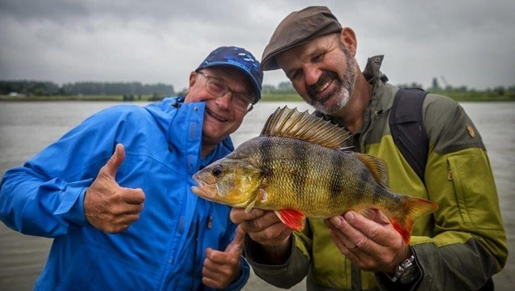 Sportvisserij Nederland Paviljoen mét Ed en Marco op VISMA 2018