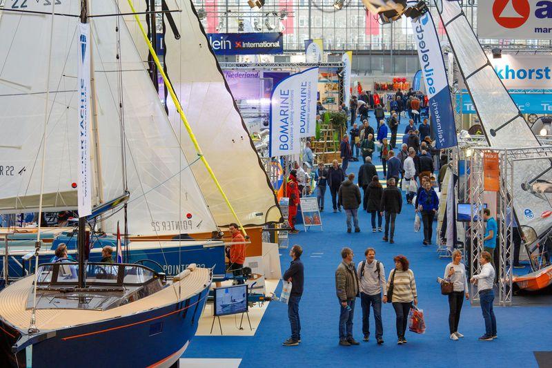 De HISWA Amsterdam Boat Show is het grootste jaarlijkse evenement van Nederland op het gebied van watersport, lifestyle en recreatie.