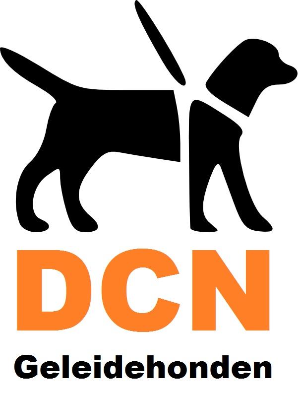 Logo DCN Geleidehonden