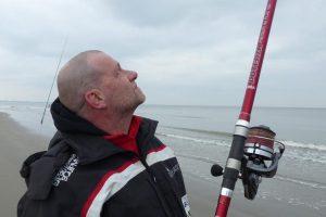 Op een parcours van bijna vier kilometer was bot de target-fish. Maar degenen die van tevoren getraind hadden, wisten dat met verre worpen schar als bonusvis te vangen was!
