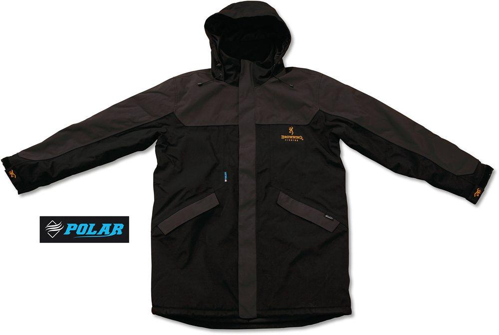 Browning levert met deze jas en broek kleding die je gegarandeerd droog en warm houdt, zelfs onder de meest barre weersomstandigheden.