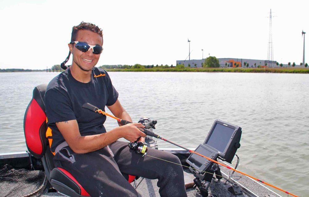 Yair Nauta heeft zijn sporen in de roofviswereld ruim verdiend. Bij verschillende toernooien heeft hij hoge ogen gegooid en vele wateren in Nederland kent hij als zijn broekzak.