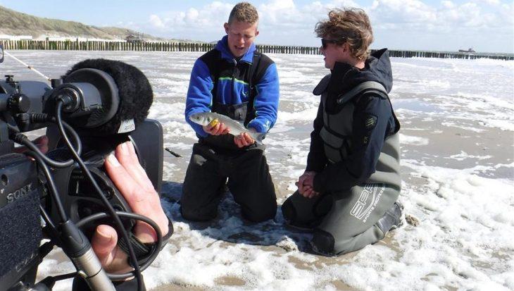 Masterclass zeevissen en veel karper in Vis TV XL
