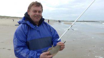 Lastige visserij met grote botten