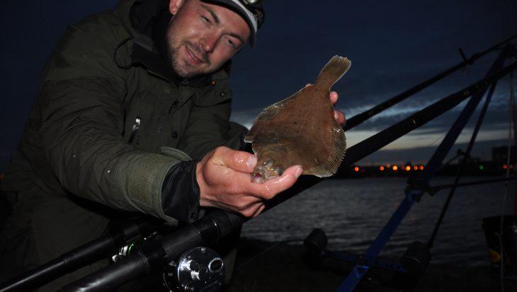 Zeevissen op 't kanaal (met video)