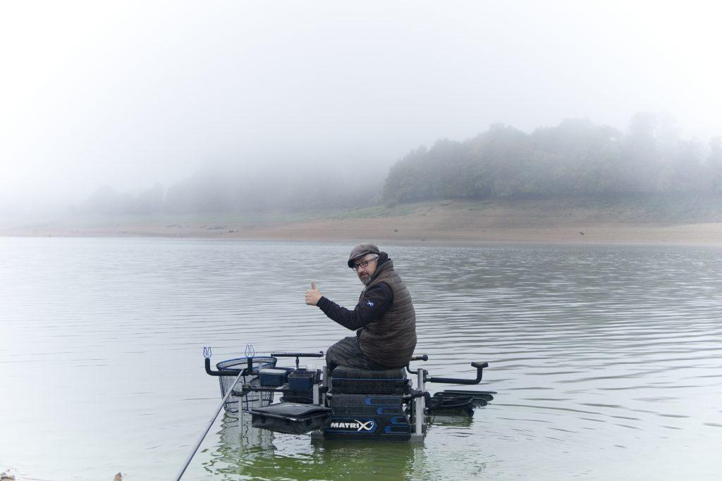 Visserslatijn met Herwin Kwint Effectief vissen