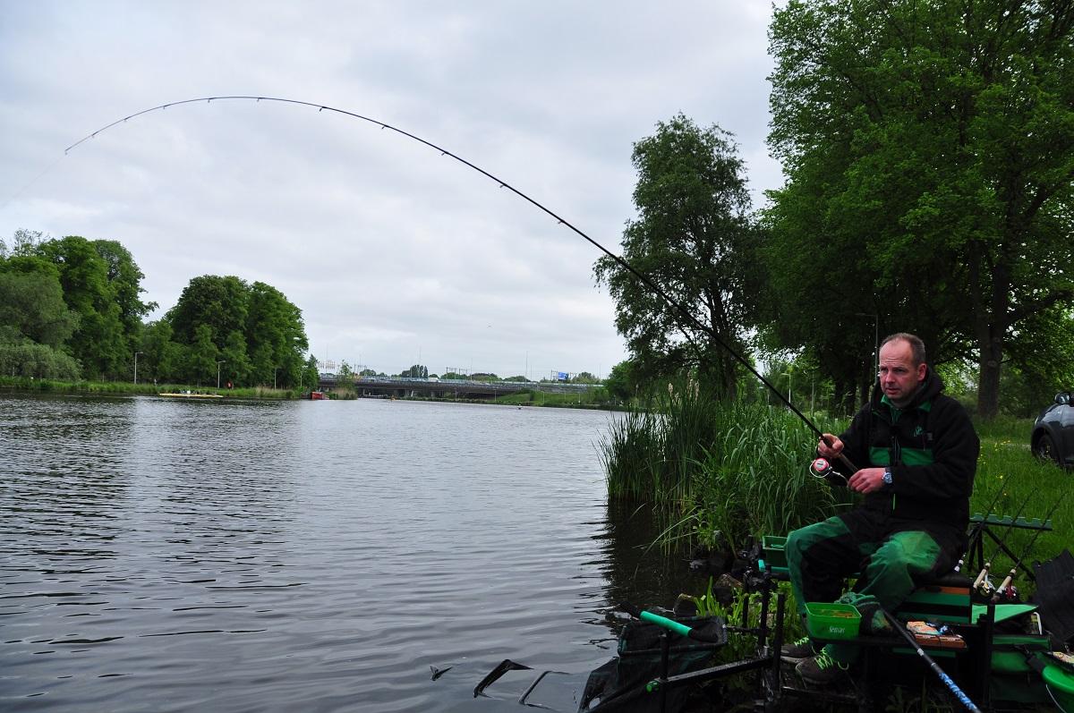 Amstel vissen