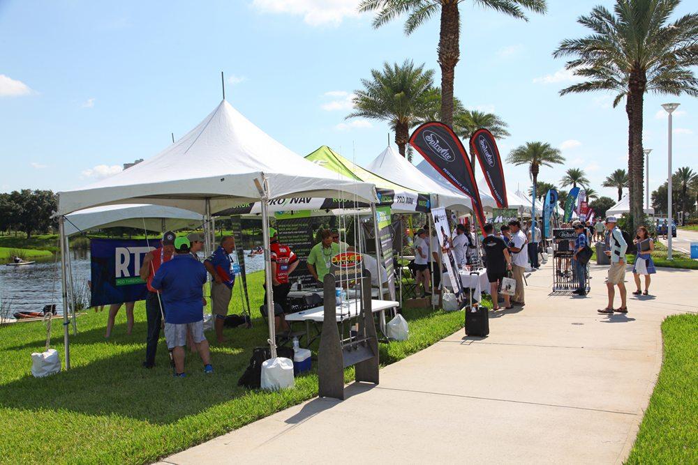 Met 'ICAST on the Water' begon op 10 juli in Orlando, Florida, de grootste hengelsportvakbeurs ter wereld, de ICAST - IFTD Show.