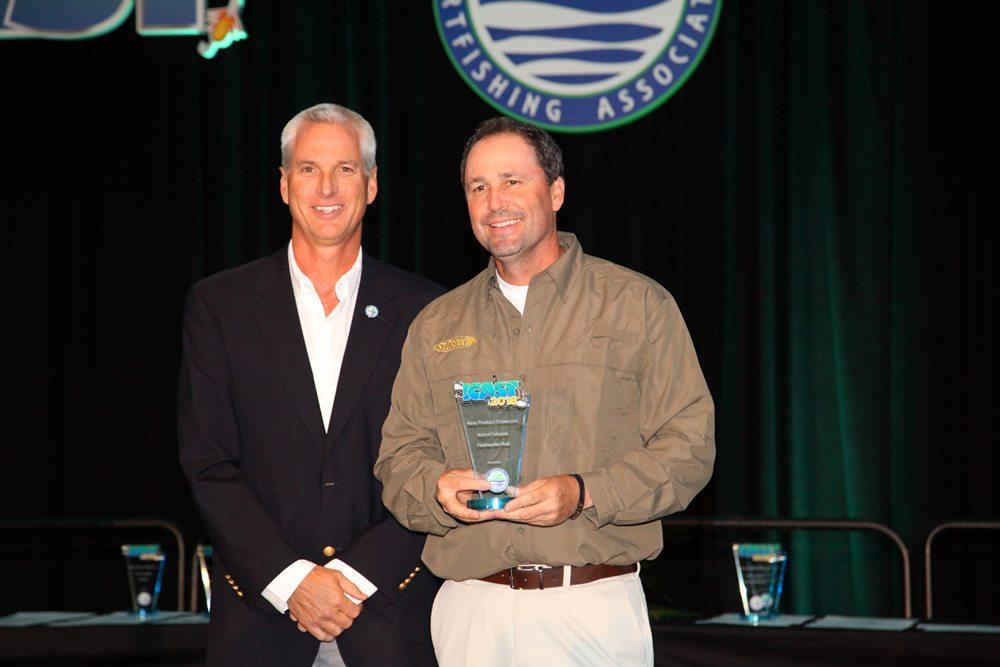 St.Croix wist in liefst drie categorieën een award te winnen: bij de vliegenhengels, de hengels voor gebruik op zoetwater en bij de hengels voor gebruik op en aan zee.