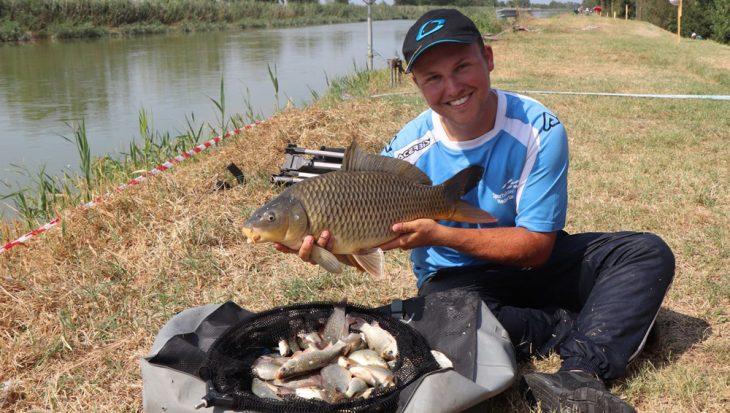 Jong Oranje wereldkampioen vissen