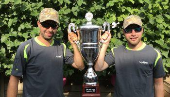 Het team aan top-sportvissers waaruit het Wiley X Elite Fishing Team samengesteld is, is recentelijk versterkt met de winnaars van de Predatortour 2018, Hendry Vis en Gerald Vierhout.