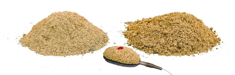 Behalve voor karper ook voor graskarper, brasem en zeelt.