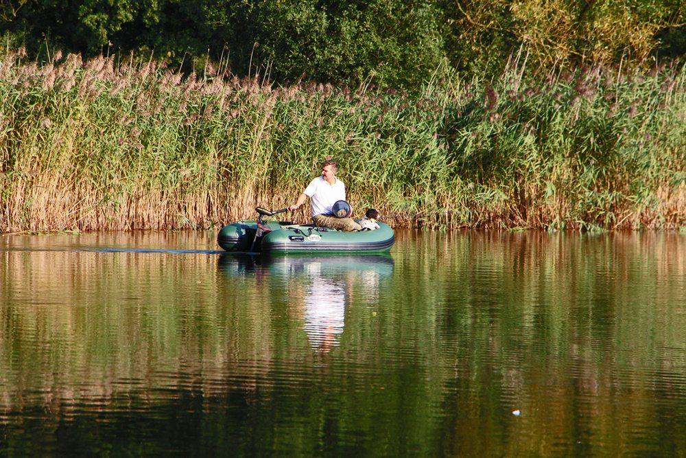 'Inspiration Lake' is een waar Mekka voor de karpervisser.