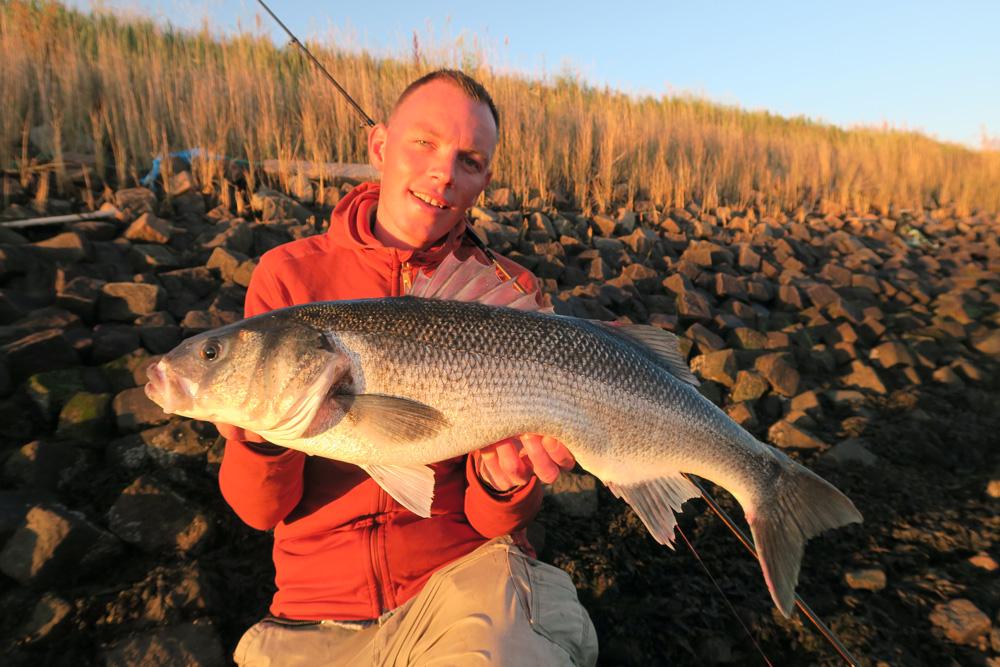 Ik ben geen echte specimenhunter, maar dat neemt weg dat ook ik af en toe graag grote vissen vang!
