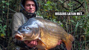 Visserslatijn met Raymond Hakkert