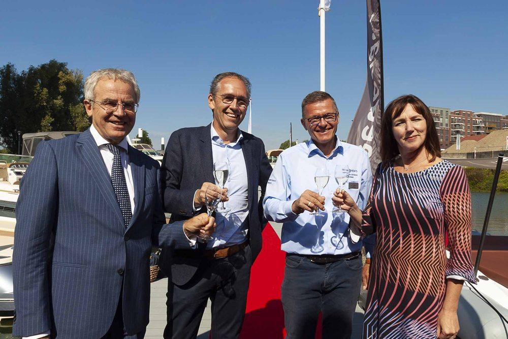 De ambitie is de Roermond Boat Show te laten uitgroeien tot hét watersport evenement van de Euregio.
