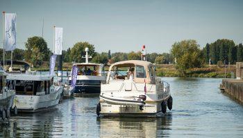 Na een eerste succesvolle editie van de Roermond Boat Show - afgelopen 14 september tot en met 17 september - heeft Limburg er officieel een nieuw evenement voor de watersport bij.