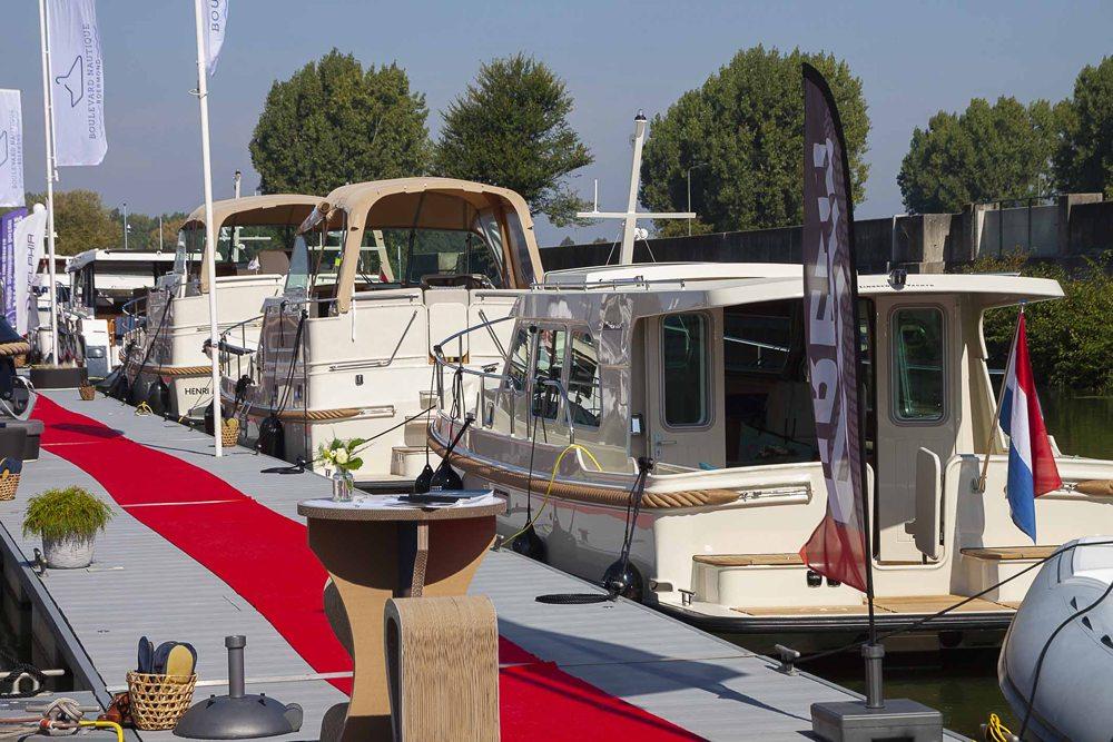 """Yvonne Linssen voegt daar nog aan toe: """"Boulevard Nautique, een unieke locatie, in het hart van de Euregio te midden van ons prachtige Maasplassen gebied... Voor ons dé locatie om samen met collega Best Boats aan de slag te gaan om een prachtig nieuw event in onze branche op te zetten."""""""