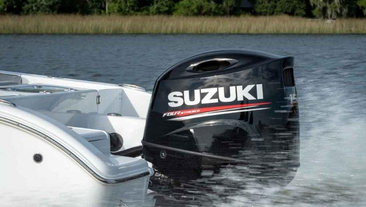 Suzuki introduceert nieuwe buitenboordmotoren DF175A en DF150A