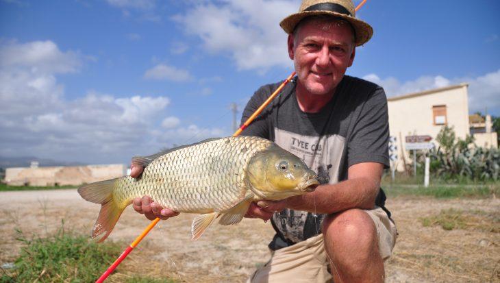 No Siësta de film- Allround vissend in Spanje