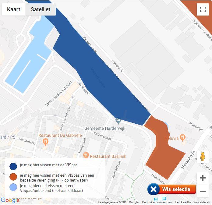 Harderwijk visstekken