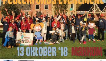 Op zaterdag 13 oktober was het PeuterFonds voor de tweede keer te gast in Makkum. In 2015 zijn we er ook al geweest en hebben toen een super dag gehad, de verwachtingen waren dus hoog!