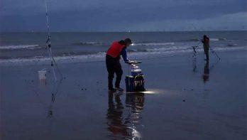 Nederlander Ruud van Noord Wereldkampioen Zeevissen