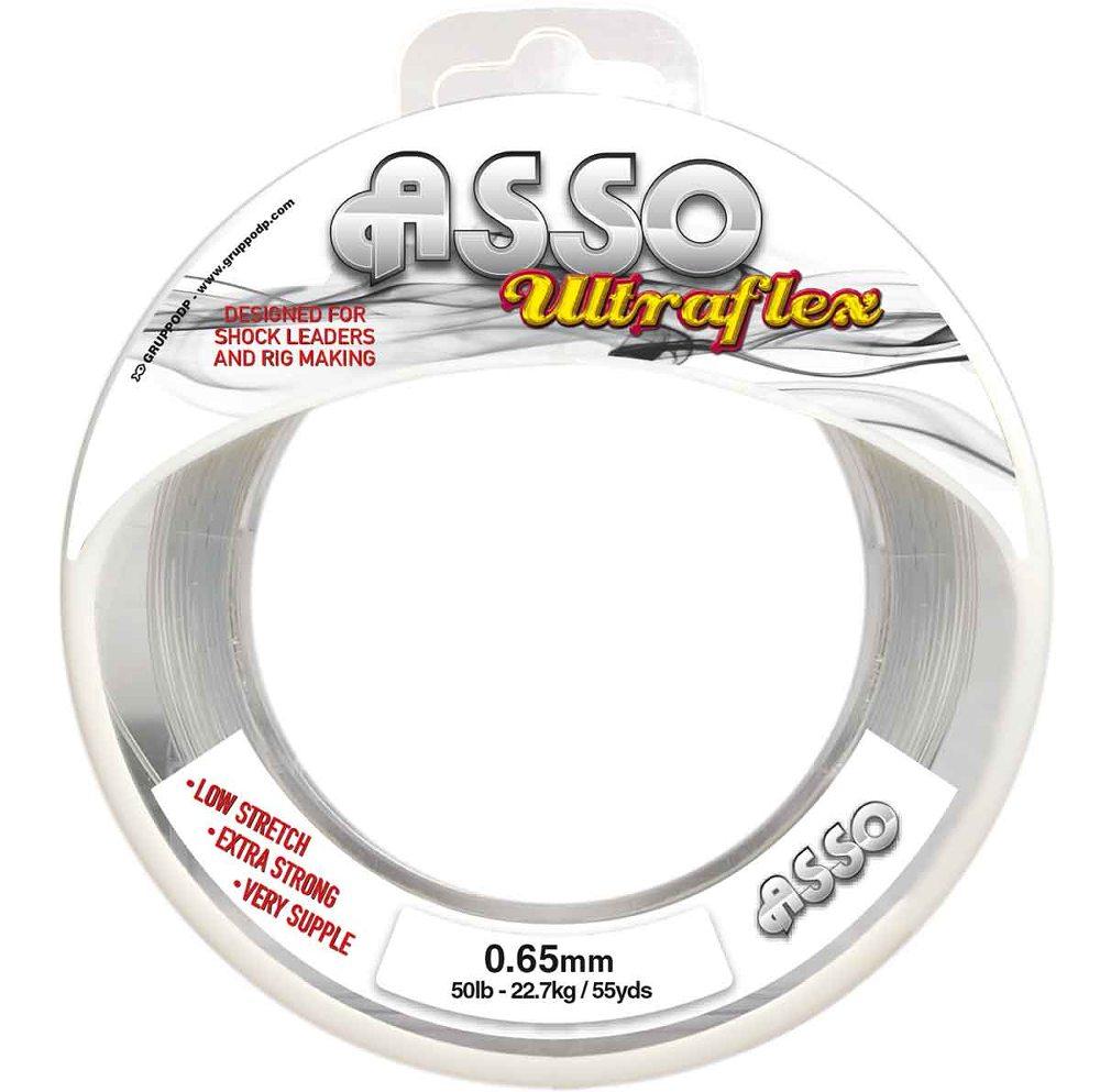 Asso is een belangrijke fabrikant van lijnen voor het vissen op witvis, roofvis, karper en op zee.