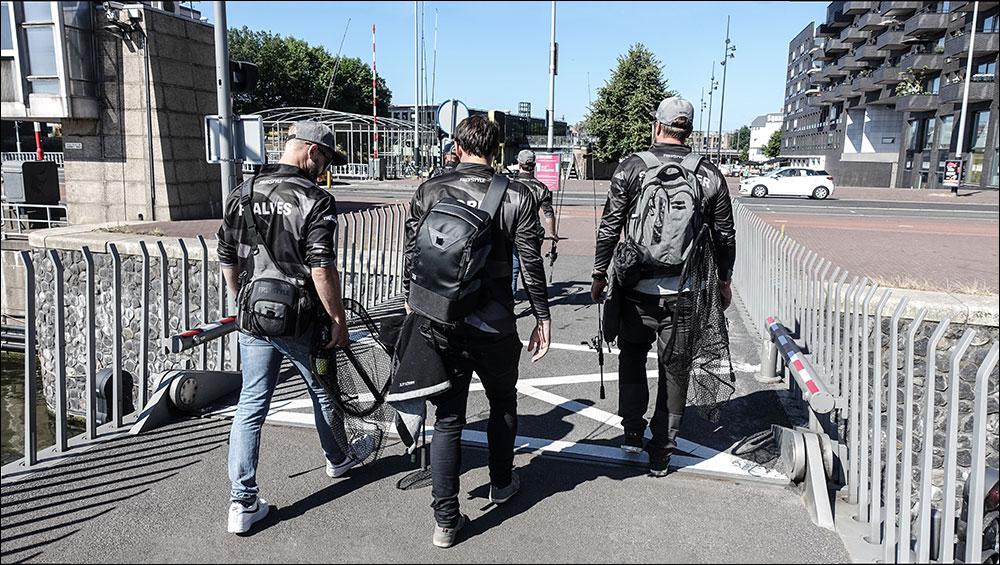 Van de FreeStyle crew zullen Rocky, Bart en Freddie aanwezig zijn.