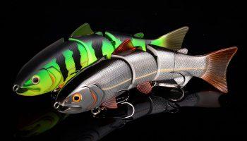 Als roofvisser kun je dit jaar je hart ophalen op de SPRO-stand.