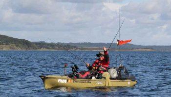 Zeevissport (www.zeevissport.com) gaat haar events promoten en dan met name de 'Hobie Kayak Fishing Denemarken Tour 2019' , de 'Hobie Kayak Fishing Norway Expeditie – Dragon Tour 2019' en als primeur gaan zij ook het dronevissen voorstellen.