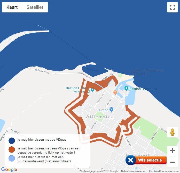 Winterstekken Willemstad