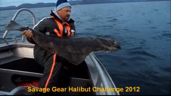 Savage Gear Halibut Challenge 2012