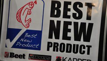 Op de Hengelsport- en Botenbeurs, die morgen de deuren opent in de Jaarbeurshallen in Utrecht, kun je weer heel wat noviteiten en nieuwe producten (voor 2019) bewonderen en dit wordt extra onderstreept met de 'Beet Best New Product Awards'.