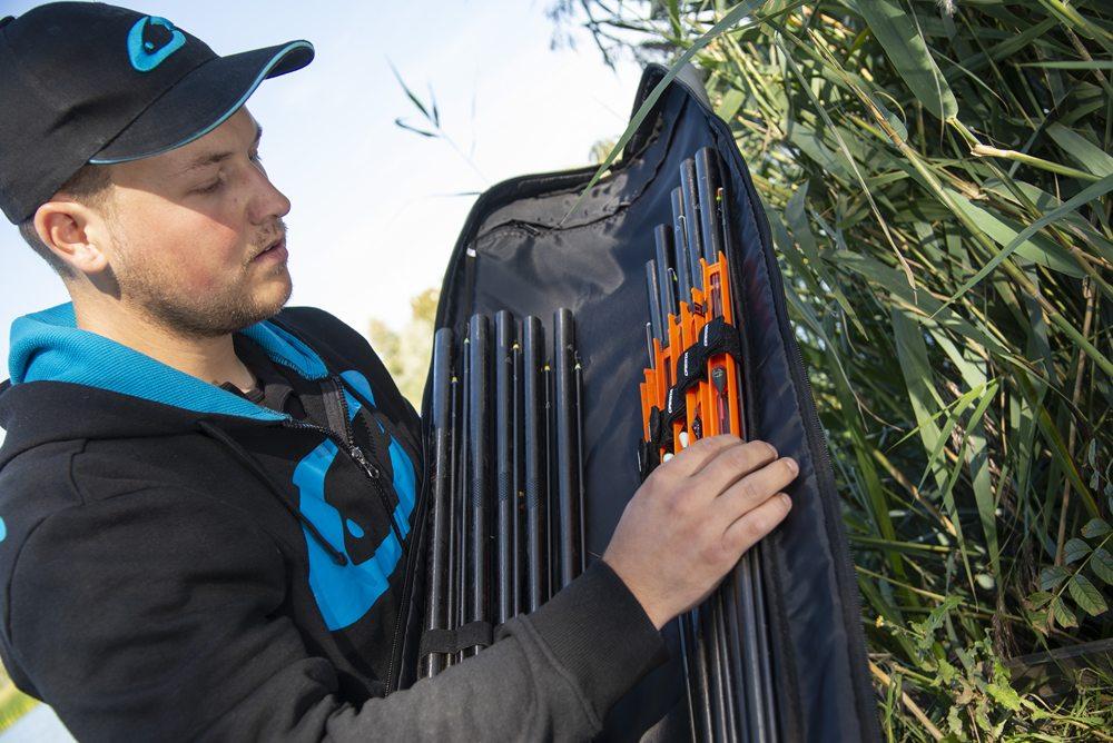 Deze case is het ideale opberg- en transportmiddel voor tweedelige topkits met elastiek montage en biedt ruimte aan tien tweedelige kits.