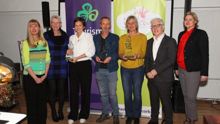Irish Press Awards uitgereikt in Amsterdam