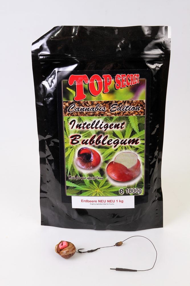 Top Secret Holland komt met een kant en klare mix in de Cannabis Edition serie dat op diverse manieren als aas ingezet kan worden.
